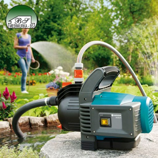 Vrtna pumpa GARDENA 3500/4 Classic