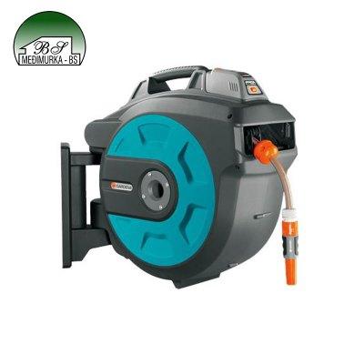 Zidni kolut za crijevo Comfort 35 roll-up automatic Li