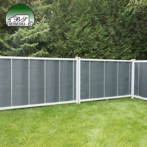Umjetna ograda od Poliratana