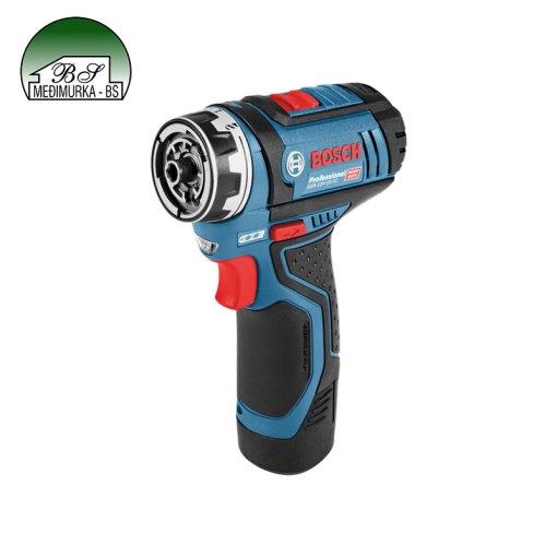 Akumulatorska bušilica-izvijač Bosch GSR 12V-15 FC Professional