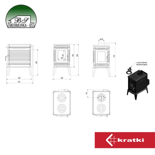Koza K10/150/ASDP