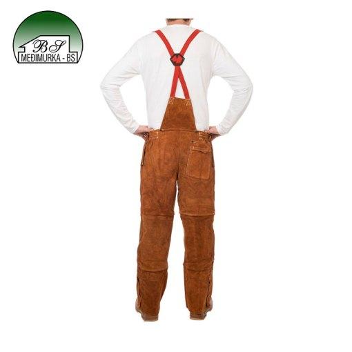 Kožne treger hlače za zavarivanje STEERSOtuff