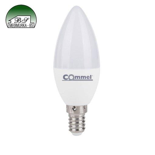 LED žarulja C37 - E14 Commel