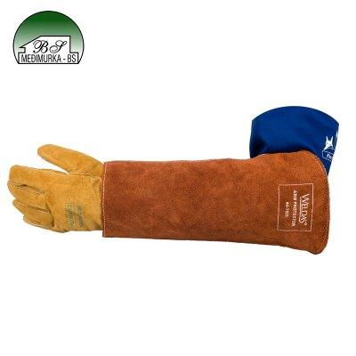 Zaštitni kožni rukav STEERSOtuff