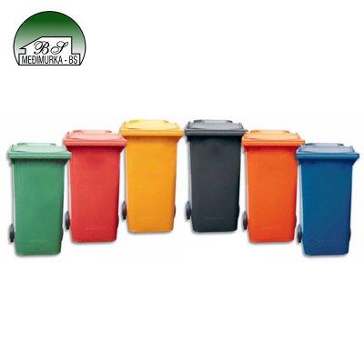 Kanta za komunalni otpad 120