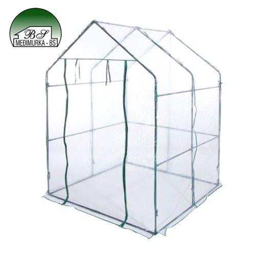 Plastenik kućica