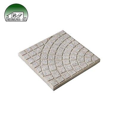 Ploče za baze suncobrana - siva