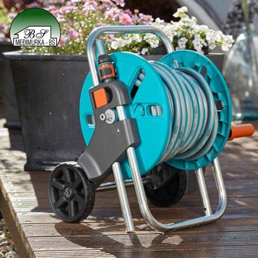 GARDENA Set kolica za crijevo AquaRoll S