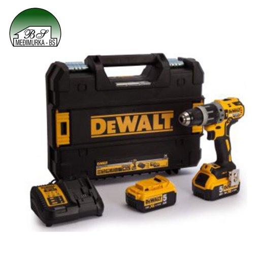 Akumulatorska udarna bušilica-odvijač DCD796P2 DeWalt