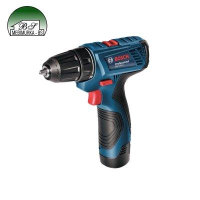 Akumulatorska bušilica-izvijač GSR 120-LI Professional BOSCH