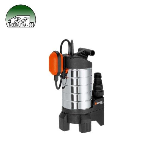 Premium pumpa za prljavu vodu 20000 inox