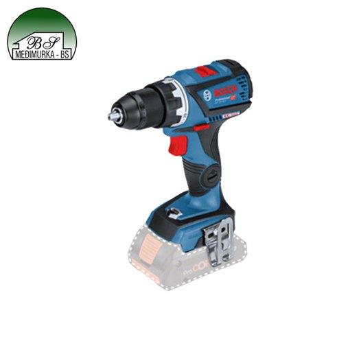 Akumulatorska bušilica-izvijač GSR 18V-60 C Professional BOSCH