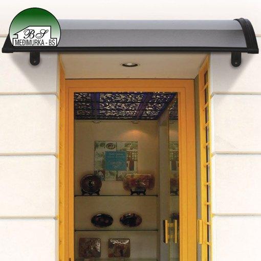 Lučna nadstrešnica - kompaktna