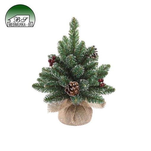 Mini umjetno božićno drvce