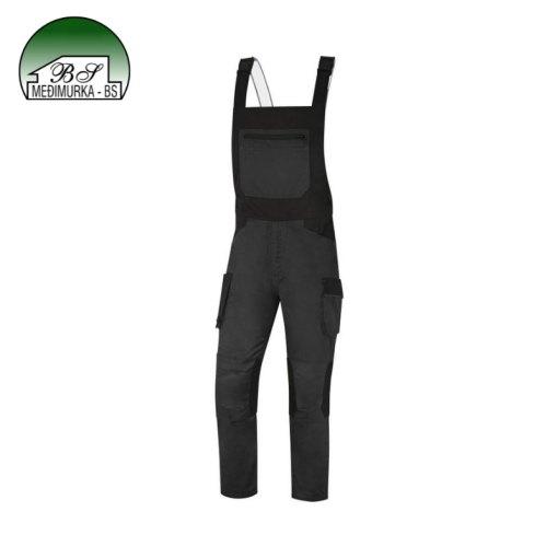 DeltaPlus M2SA3 radne hlače s naramenicama