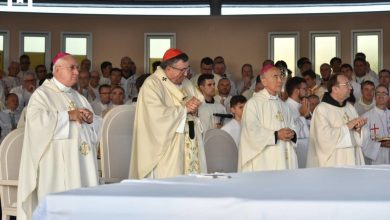 Photo of Nevjerovatno velik broj hodočasnika pratio misu koju je predvodio kardinal Puljić