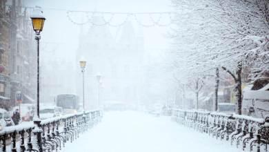 Photo of Približava se hladna fronta. Pripremite šalove i rukavice, stiže snijeg!