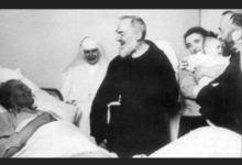 Photo of ČUDESNI PADRE PIO       Riječi Padra Pija koje su najavile čudo: 'Kaži mu da se kasnije ode zahvaliti…