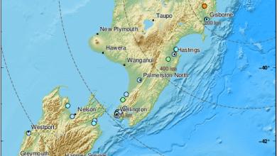 Photo of Zemlja ponovno podrhtava,novi jaki potres od 6,9 stupnjeva po Richteru