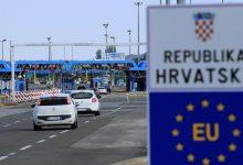 Photo of Nova pravila pri prelasku hrvatske granice