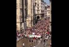 Photo of Diljem Italije masovni prosvjedi…