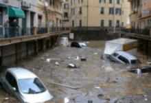 Photo of Oluje na sjeveru Italije: Odroni i poplave, blato gutalo automobile