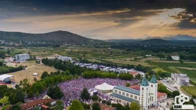 """Photo of Večeras je svečeno otvaranje 32. Mladifesta u Međugorju- """"Koje dobro moram činiti?"""" (Mt 19, 16)"""""""