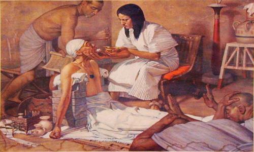 Презентация - История медицины