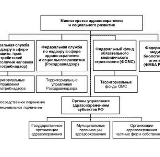 Реферат - Система здравоохранения в России