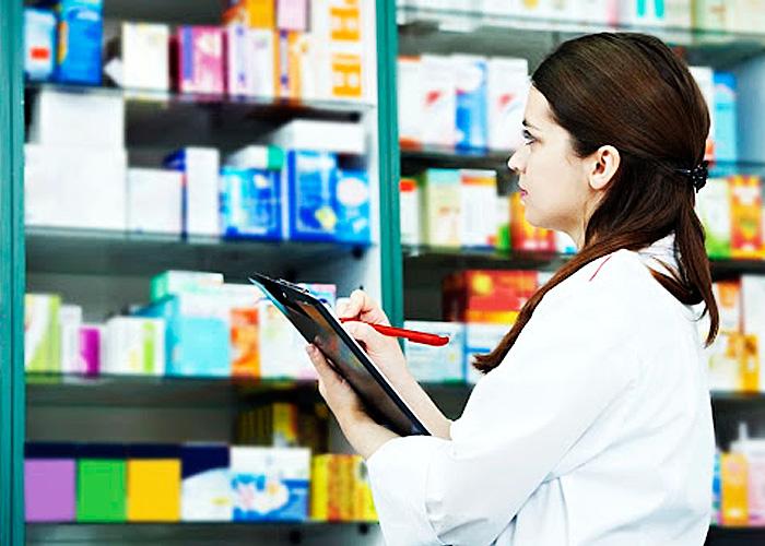 Проведение инвентаризации в аптечных организациях