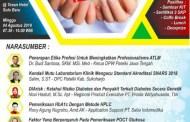 Seminar Ilmiah Diabetes Melitus Update (Patelki DPC Sukoharjo)