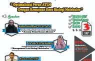 Seminar Wilayah Optimalisasi Peran ATLM Dengan Kemajuan Ilmu Biologi Molekuler (IMATELKI Lampung 7 September 2019)