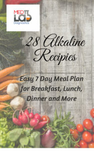 Alkaline Recipe Ebook