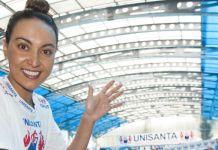 Swim Channel: 1ª Travessia Poliana Okimoto será dia 4 de novembro no Guarujá