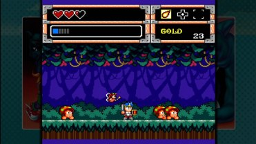 Sega Vintage Collection: Monster World Games with Gold na wrzesień 2018