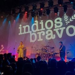 Indios Bravos - Sala Wielka, Poznań - 22 listopada 2019