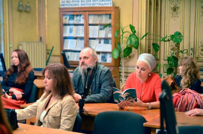 22-ий Форум видавців у Науковій бібліотеці