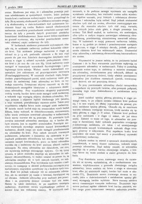 Teorja hormonów i wydzielanie wewnętrzne. St. 7