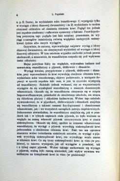 O rozpowszechnieniu wasodilatyny w świecie zwierzęcym. St. 3