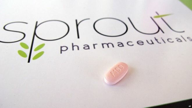 Female Viagra (Flibanserin) is here!