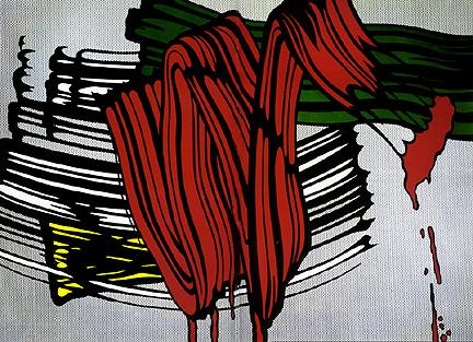 Big Painting No. 6, 1965