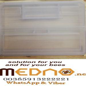 Hranilica pvc za pčele 3.0 litre - metaloplastika