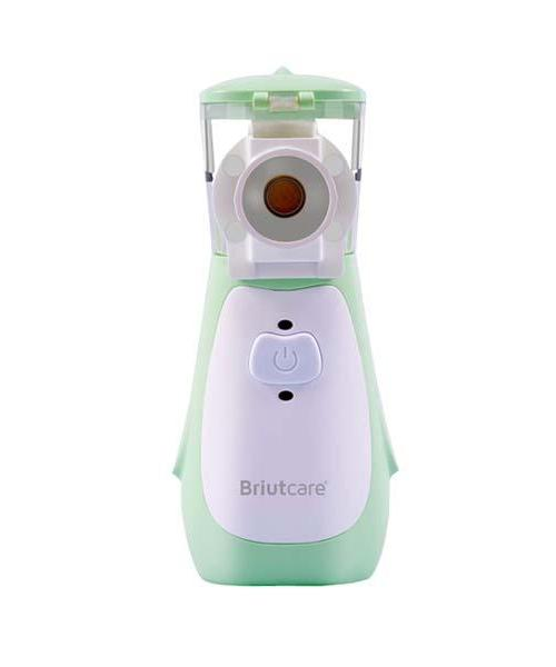 Briutcare Smart Mesh Nebulizer Machine - suitable for both adults and Kids.
