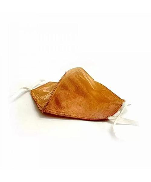 Auto sanitized, Resuable, Covid Protective Copper Face Mask