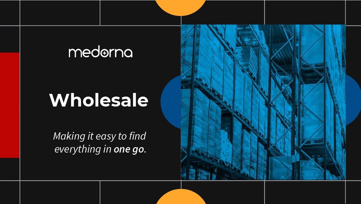 Wholesale - Platform For Extra Discount On Business Purchases Of Medical Supplies