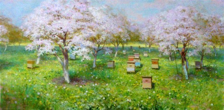 Slobodan Jeftić-Uvid u stanje pčela bez otvaranja kosnica