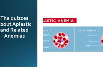 The quizzes about Aplastic and Related Anemias