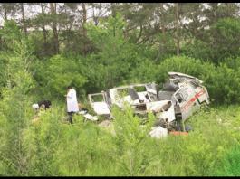 Пьяный лихач на«Мерседесе» протаранил скорую помощь наУрале: пострадали водитель ифельдшер