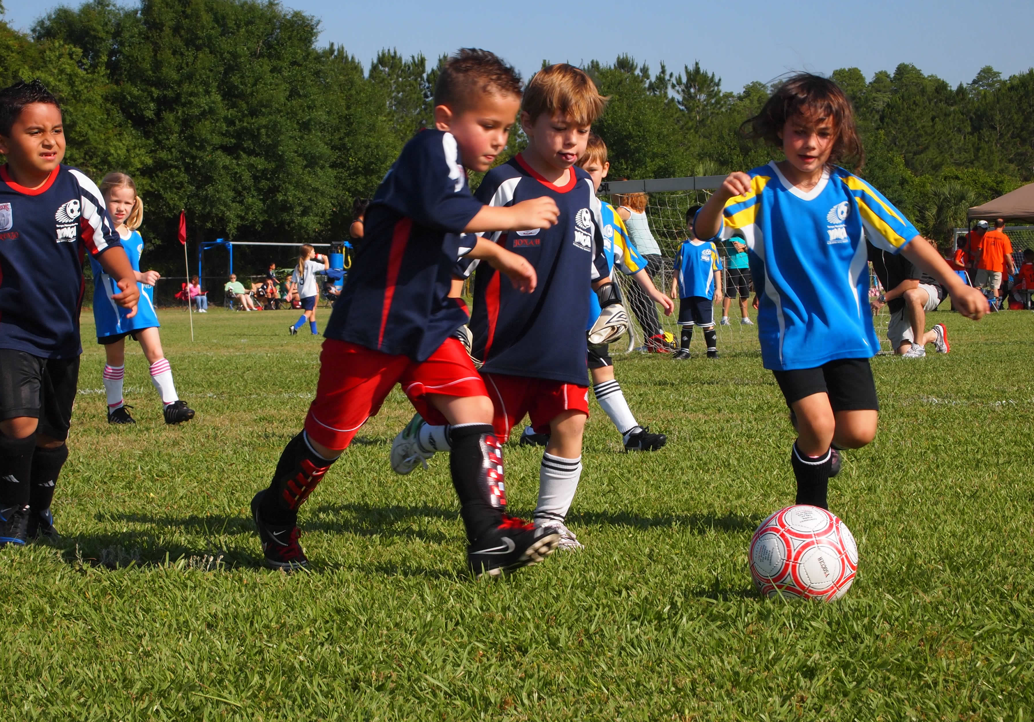 A Tale Of Two Sports A 7 Year Old And How We Train