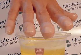 Парафиновая аппликация ногтей
